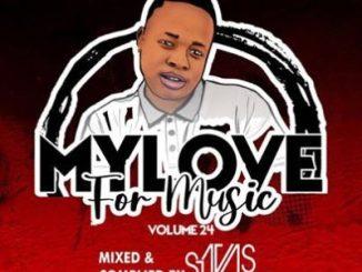 Sjavas Da Deejay My Love For Music Vol. 24 Mix Mp3 Download Fakaza