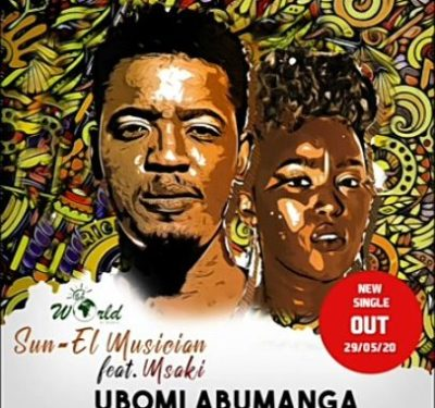 Download Sun-El Musician Ubomi Abumanga Mp3 Ft. Msaki