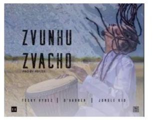 Tocky Vibes, Jungle Kid & D'Varren Zvinhu Zvacho Mp3 Download Fakaza
