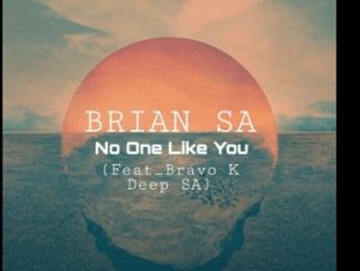 Download BRIAN SA No One Like You Mp3 Fakaza