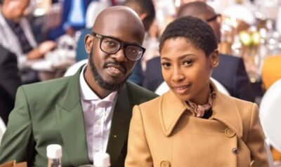 Black Coffee's divorce battle with his estranged wife Enhle Mbali is heating up