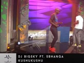 DJ Big Sky Ft. Sbhanga Kushu kushu Amapiano Mp3 Download Fakaza