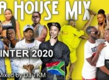 "DJ TKM South African House Music Mix 2020 ""Winter"" Mp3 Download Fakaza"