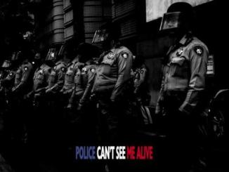 DOWNLOAD Dizzy Wright Police Can't See Me Alive Mp3 Fakaza