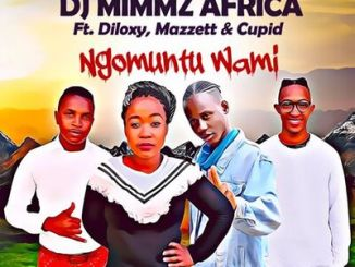 Download Dj Mimmz Africa Ngomuntu Wami Mp3 Fakaza