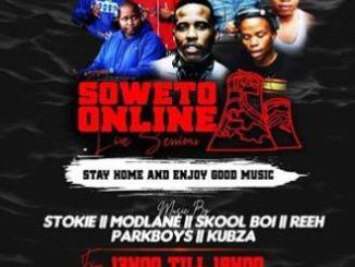 DOWNLOAD Dj Stokie Soweto Online Sessions (13-06-20) Mp3 Fakaza