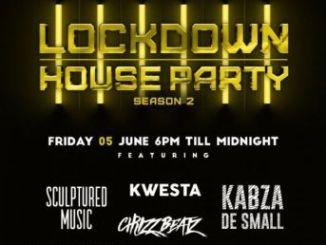 Download Kabza De Small Lockdown House Party Season 2 Mix Mp3 Fakaza
