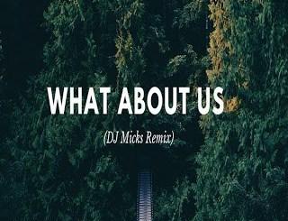 Michael Jackson What About Us (DJ Micks Remix) Mp3 Download Fakaza