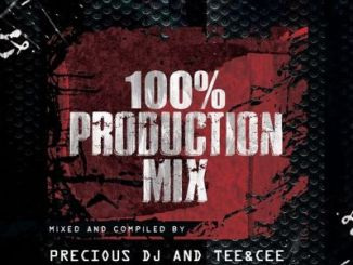 DOWNLOAD Precious DJ & Tee&Cee 100% Production Mix Mp3 fakaza