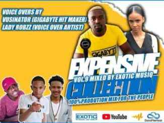 DOWNLOAD Unlimited Soul & Exotic Musiq Expensive Collection Vol. 9 Mp3 fakaza