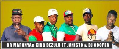 DOWNLOAD Dr Maponya & King DeZulu Mphefumlo Wam Ft. Janisto & DJ Cooper Mp3 Fakaza