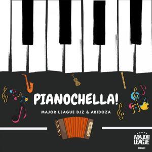 Major League DJz & Abidoza Pianochella Album Zip Fakaza Download