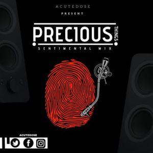 AcuteDose Precious Things Mp3 Fakaza Download