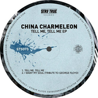 DOWNLOAD China Charmeleon I Want My Soul (Tribute to George Floyd) Mp3 Fakaza