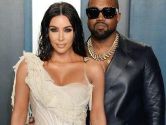 "Kanye West Converts Kim Kardashian's Bathroom To An ""Enchanted Forest"""