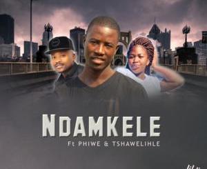 DOWNLOAD LIL V BBM Ndamkele Ft. Phiwe & Tshawelihle Mp3