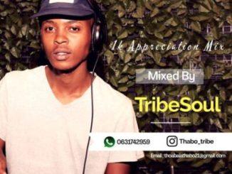 TribeSoul 1k Appreciation Mix Mp3 Fakaza Download