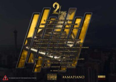 Fakaza Music Download Mattonkeyz & Emjaykeyz 2Keyz Album