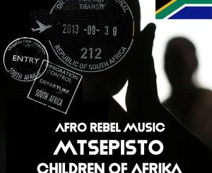 Fakaza Music Download Mtsepisto Mr Afro EP Zip