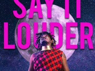 Fakaza Music Download Aewon Wolf Say It Louder Mp3
