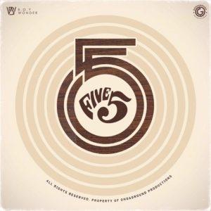 Fakaza Music Download B.O.Y Wonder Five 5 EP Zip