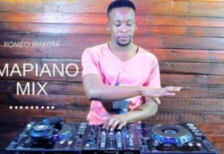 Fakaza Music Download Romeo Makota Amapiano Mix 15 August Mp3
