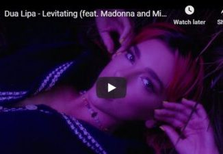 Fakaza Music Download Dua Lipa Levitating Remix feat. Madonna and Missy Elliott Mp3