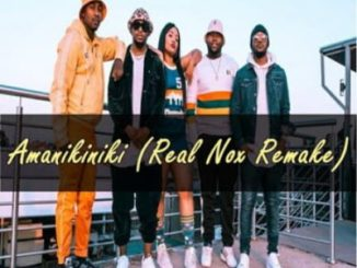 Fakaza Music Download MFR Souls Amanikiniki (Real Nox Remake) Mp3