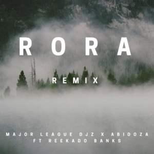 Fakaza Music Download Major League & Abidoza Rora MP3