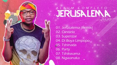Fakaza Music Download Jerusalema Album Master Kg 2020