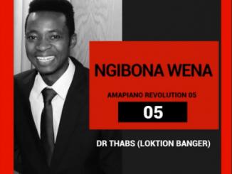 Dr Thabs Ngibona Wena Mp3 Download Fakaza