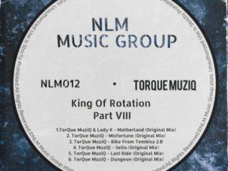 TorQue MuziQ King Of Rotation Part VIII EP Zip Download Fakaza