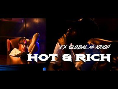 Ex Global & Krish Hot & Rich Fakaza Music Mp3 Download