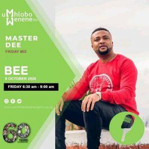 Master Dee BEE Friday Mix Mp3 Download Fakaza