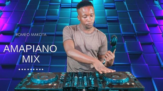 AMAPIANO MIX 13 OCTOBER 2020 ROMEO MAKOTA Mp3 Download