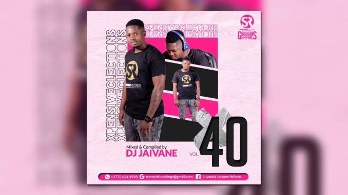 Dj Jaivane Amapiano XpensiveClections Vol. 40 Mp3 Download (Level 1 Edition)