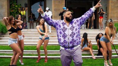 DJ Khaled Enemy ft. Akon SZA Video Download