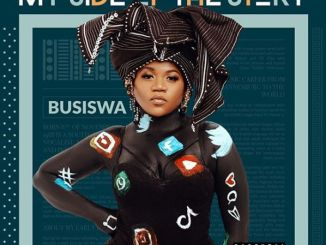 """Busiswa Shares Upcoming Album """"My Side Of The Story"""" Artwork And Release Date"""