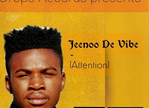 Jeenoo De Vibe Attention Mp3 Fakaza Music Download