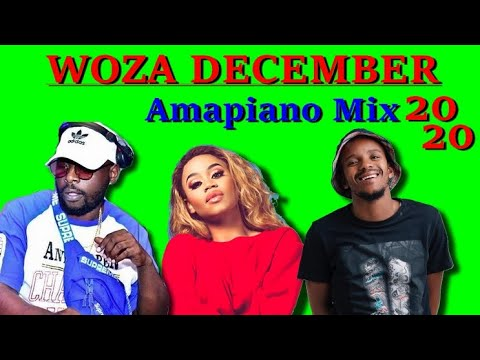 Dj Dercynho Woza December Amapiano Mix 2020 ft Dj Maphorisa , Kabza De Smal, Shsha Mp3 Download