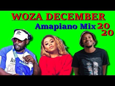 Dj Dercynho Woza December Amapiano Mix 2020 ft Dj Maphorisa , Kabza De Smal, Shsha Mp3 Download