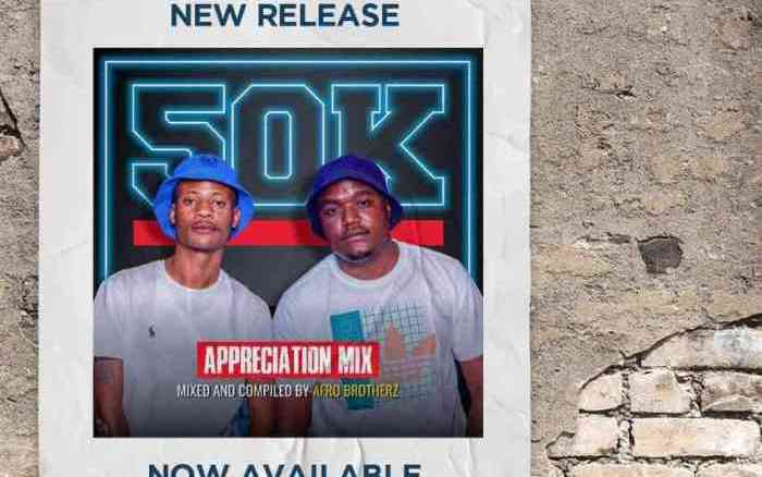Afro Brotherz 50K Appreciation Mix Mp3 Fakaza Music Download