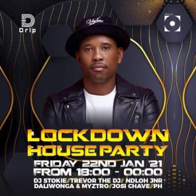 DJ Stokie Lockdown House Party Mix 2021 Mp3 Fakaza Music Download