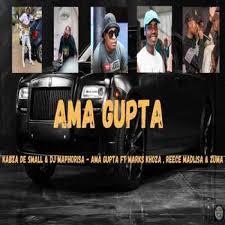 Kabza De Small & Dj Maphorisa Ama Gupta (Live Mix) Mp3 Fakaza Music Download