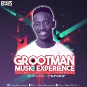 Koppz Deep Grootman Music Experience Vol. 004 Mp3 Fakaza Music Download