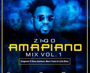 Ziqo - Amapiano Mix Vol.1