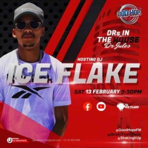 DJ Ice Flake Drs In The House Goodhope FM Mix Mp3 Fakaza Music Download