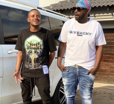 DJ Maphorisa And Kabza De Small Survive Assassination Attempt