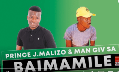 Download Prince J.Malizo Baimamile Mp3 Fakaza