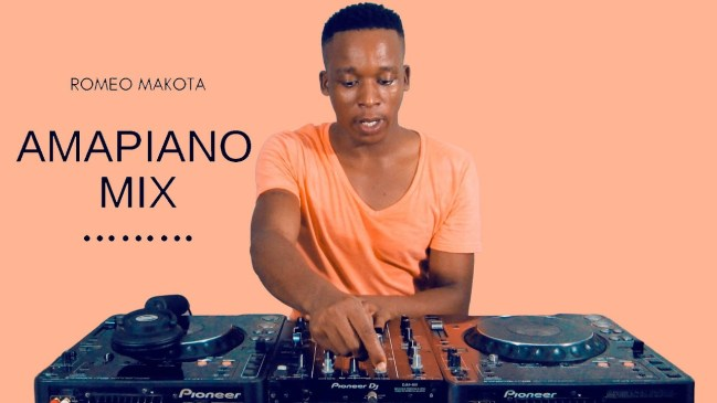 Romeo Makota Amapiano Mix 12 February 2021 Mp3 Download fakaza